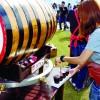 4赤ワイン樽