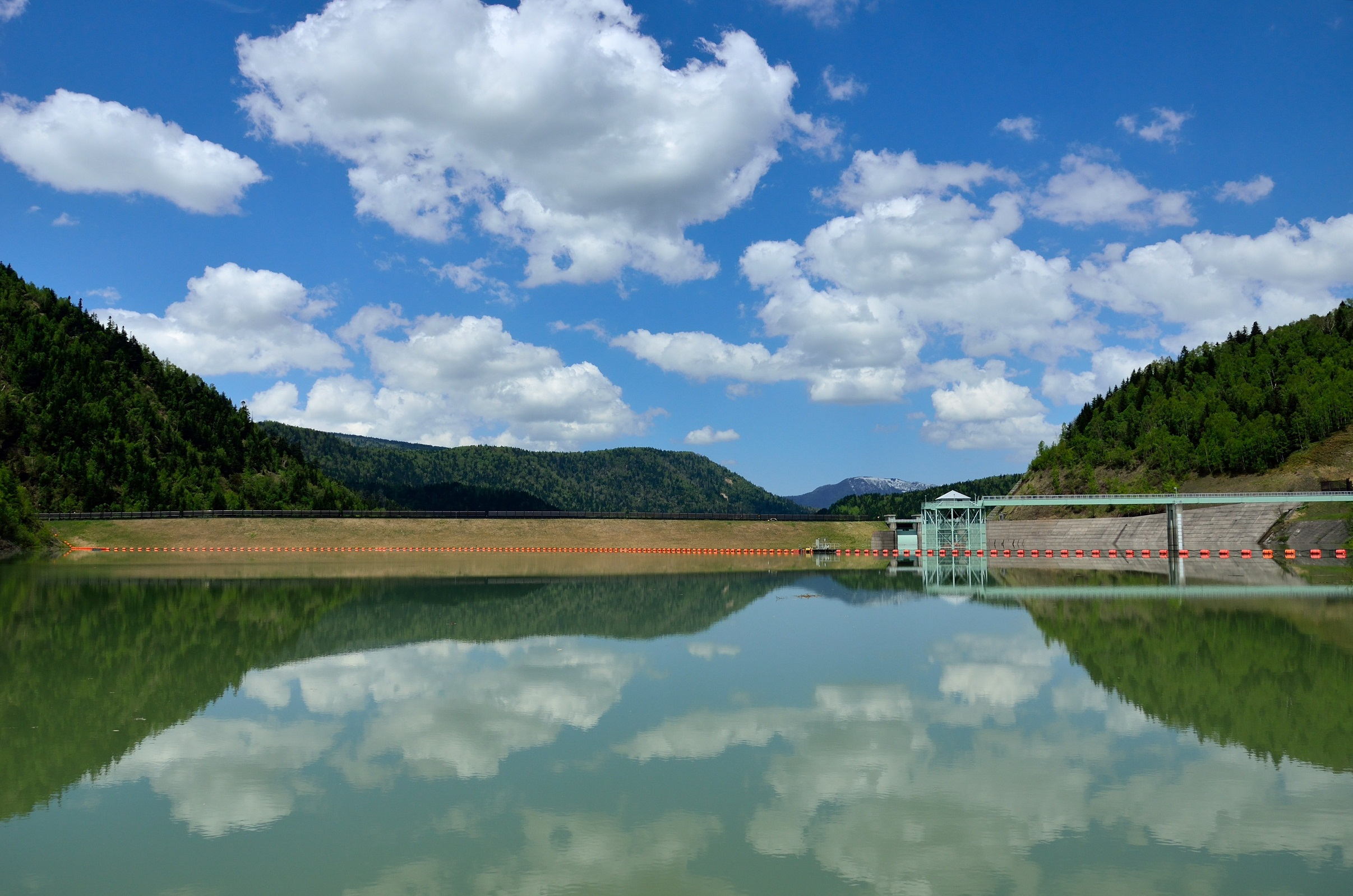 大雪ダムと黒岳ロープウェイで空中散歩 札幌発着 (10/5) 札幌