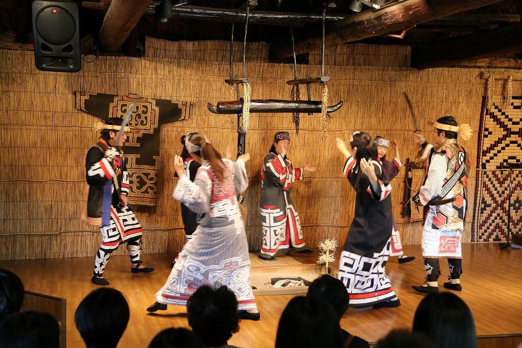 3月で見納め2020年にまた会おうアイヌ博物館ツアー 札幌発着 (3/24) 札幌