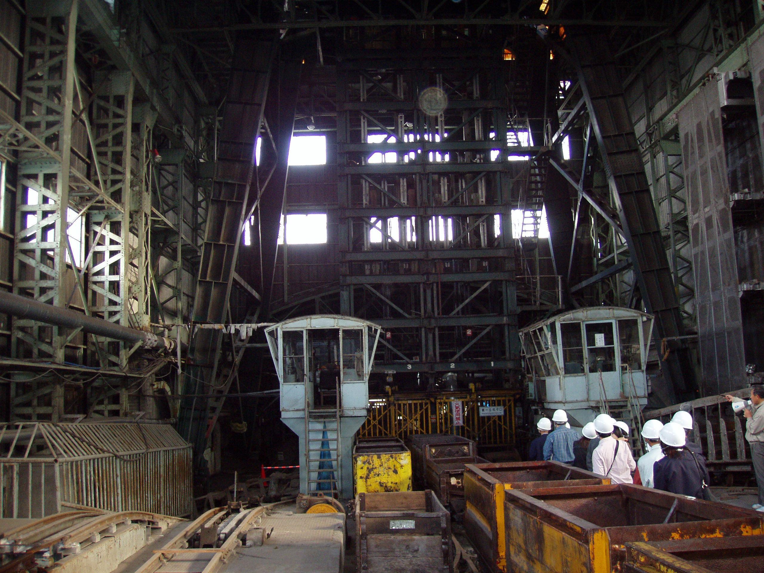 北海道遺産を訪ねて 空知の炭鉱遺産と赤平TANtanまつり 札幌発着 (9/2) 札幌